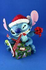 New ListingDisney Traditions Jim Shore Enesco Figure Bad Wrap Stitch from Lilo & Stitch