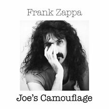 FRANK ZAPPA JOE'S CAMOUFLAGE CD (New Release May 12th 2017)