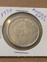 Token 1970 Klondike Days Edmonton Dollar Souvenir Dollar Coin Collectable P18