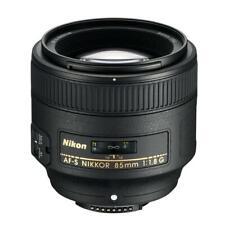 Brand New Genuine Nikon AF-S 85mm F1.8g Black Lens IT*3