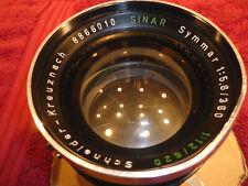 SCHNEIDER SYMMAR 360mm f/5.6 Convertible Large Format Lens Compound #4 Shutter