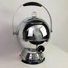 Manning Bowman Coffee Percolator Vintage Art Deco Automatic Electric Pot Urn 24c
