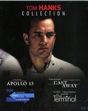 Blu Ray Apollo 13 - Cast Away - Prova a Prendermi - The Terminal (4 Blu Ray) NEW