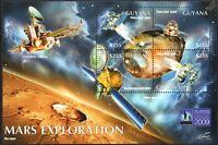 MARS Surface Exploration/Reconnaissance Orbiter/Phobos-Grunt Space Stamp Sheet