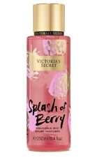 Victoria's Secret SPLASH OF BERRY Fragrance Body Mist ~ 8.4 oz