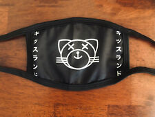 The Weeknd Oxcy Kissland Face Mask Classic Logo Cloth Face Covering