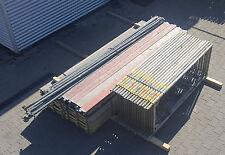 gebrauchtes Gerüst Alu Layher Blitz Assco ca. 97m² Baugerüst Fassadengerüst