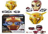 Transformers Bee Vision Bumblebee AR Experience Infinity War Hero Vision Ironman