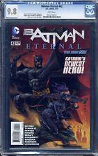 Batman Eternal #42 - CGC 9.8 - 1st cover appearance of Bluebird- DC