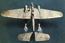 WW2 - Guerre 39/45 - Hydravion torpilleur allemand HEINKEL He 115