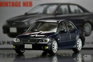 [TOMICA LIMITED VINTAGE NEO LV-N227b 1/64] TOYOTA ALTEZZA RS200 L EDITION 2003