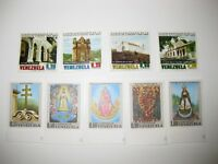 VENEZUELA Stamp Collection Lot of 9 New Mint Stamps