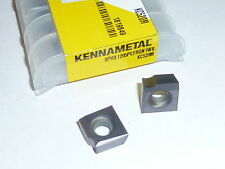 SPHX 1205PCFRGN1WB KC520M KENNAMETAL *** 10 INSERTS *** FACTORY PACK ***