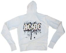 Amplified Official AC/DC AIRBRUSH Suéter Capucha Jersey Sudadera Con L