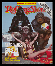 THE #1 MOST OUTRAGES ☆ ORIGINAL & OFFICIAL ☆ STAR WARS MOVIE POSTER EVER ISSUED!