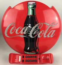 COCA COLA Telephone Collectible Light-up Phone BOTTLECAP Soda Pop Vintage 1995