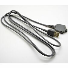 USB Data Cable Cord For Sony Cyber-shot DSC-W110 DSC-W120 DSC-W130 DSC-W150 New