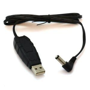 Spannungswandler 5V USB auf 12V für DTC-5101 Ladegerät