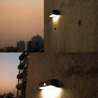 Solare Sensore di luce Lampada da giardino Luce esterna impermeabile Faro LED