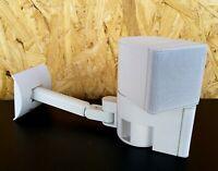 Bose Jewel Doppel Cube Acoustimass Lifestyle Lautsprecher weiß 5 20 T30 25 8