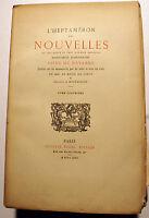 HEPTAMERON/DES NOUVELLES/LE ROUX DE LINCY/ED EUDES/1880/NAVARRE/ANGOULEME