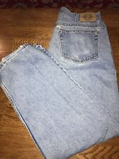 Mens Arizona Jean Company Premium Denim Blue 33x27 Original (PH)
