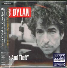 BOB DYLAN-LOVE AND THEFT-JAPAN MINI LP BLU-SPEC CD2 Ltd/Ed E51
