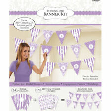 Paper All Occasions Less than 1 m Party Banners, Buntings & Garlands