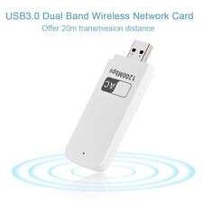 1200Mbps Wireless Range Extender WiFi Repeater Signal Booster Network Router BT