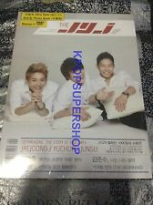 THE JYJ Story of 1000 Days Photobook DVD NEWJaejoong Yuchun Junsu TVXQ RARE OOP