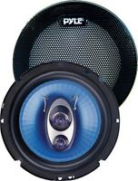 "Pyle PL63BL Speaker 6.5"" 3-Way 360W Blue Label Series"