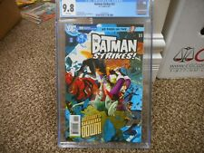 Batman Strikes 32 cgc 9.8 Joker Poison Ivy cover NM MINT DC 2007 WB TV cartoon