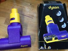 Dyson mini turbo brush