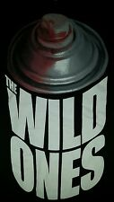 Graffiti t-shirt the Wild Ones medium for Men original spray can hip-hop Urban