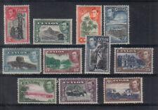 Ceylon George V 1938-49 set to R1 mounted mint