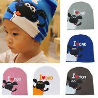 LC_ CARINO bambino bebè morbido caldo cappello berretto cotone POP