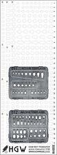 322019 HGW Rivets + PE Scribing Template - Access Templates (Plus) 1/32