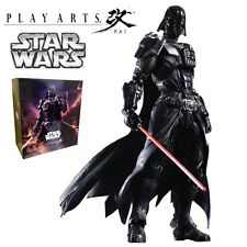 PLAY ARTS KAI VARIANT STAR WARS DARTH VADER STORMTROOPER ACTION FIGURE PVC TOY