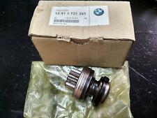 BMW E30-E36-E34 starter free wheel pinion !NEW! GENUINE 12411721281