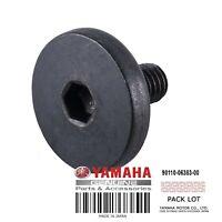Yamaha 90110-06387-00 BOLT  HEXAGON SOCKET