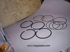 Piston Ring Set Std. Briggs Stratton Vanguard vee Twin 13 to 16 HP 68mm bore