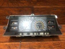 Toyota MR-2: 1985, 1986, 1987, 1988, 1989, Speedometer - Instrument Cluster