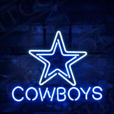 Star Cow Boys Custom Neon Sign Boutique Shop Wall Light Game Room Handcraft Gift