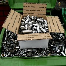 350 Sockets for socket wrenches GREAT FOR FLEA MARKETS