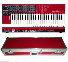 Clavia Nord Lead A1 Keyboard Synthesizer + ATA Flight Case, Brand New!!