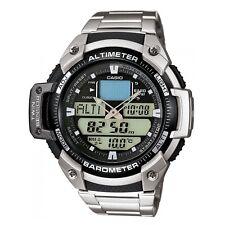 NEW Casio SGW-400HD-1BVER Altimeter Quartz 10ATM Chronograph Watch RRP £150