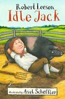 Idle Jack, Leeson, Robert, New, Book