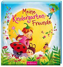 Freundebuch Elfen und Feen Meine Kindergarten-Freunde Ab 3 Jahren + BONUS