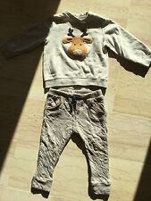 ZARA BOY: ENSEMBLE GARÇON 2-3 ANS SWEAT & PANTALON LEGGING