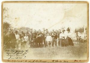 US SPANISH AMERICAN WAR SOLDIERS USS MAINE GRAVE COLON CEMETERY CUBA 3 PHOTOS